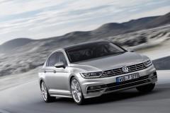 Volkswagen Passat sedana foto attēls 12