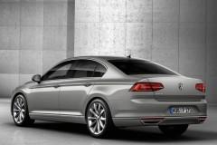 Volkswagen Passat sedana foto attēls 14
