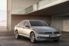 Volkswagen Passat sedana foto attēls 16