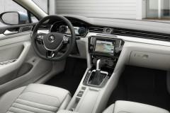 Volkswagen Passat sedana foto attēls 17