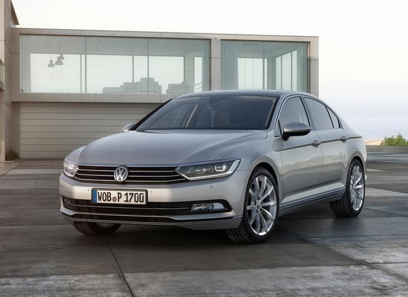 Volkswagen Passat 2014 foto attēls
