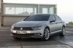 Volkswagen Passat sedana foto attēls 7