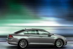 Volkswagen Passat sedana foto attēls 6