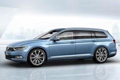 Volkswagen Passat Variant universāla foto attēls 13