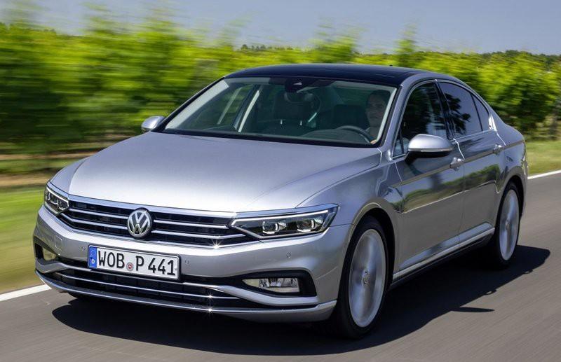 Volkswagen Passat 2019 foto attēls