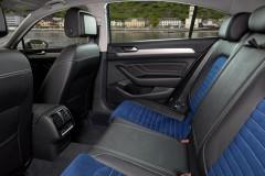 Volkswagen Passat sedana aizmugurējais sēdeklis