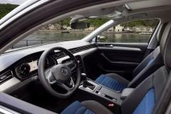 Volkswagen Passat sedana salons