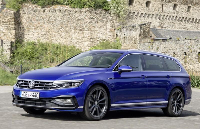Volkswagen Passat 2019 foto