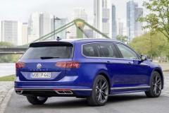 Volkswagen Passat Variant familiar foto 3