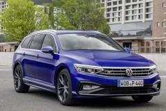 Volkswagen Passat Variant familiar foto 6