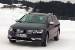 Volkswagen Passat Alltrack hečbeka foto attēls 6
