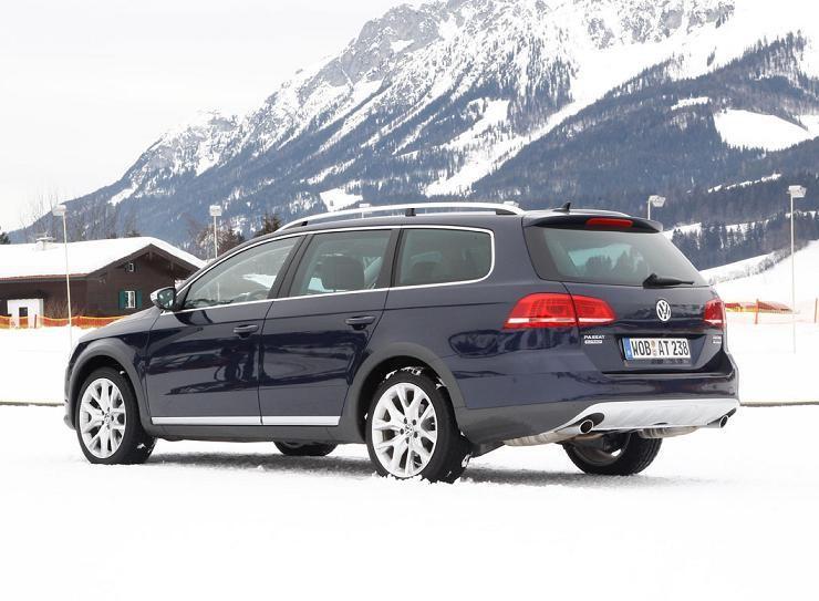 volkswagen passat alltrack hatchback 2012 reviews technical data prices. Black Bedroom Furniture Sets. Home Design Ideas