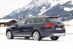 Volkswagen Passat Alltrack hečbeka foto attēls 5