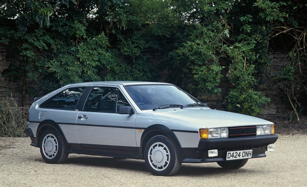 Volkswagen Scirocco Coupe 1981 - 1991 reviews, technical data, prices