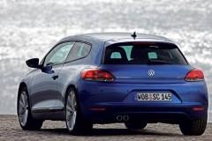 Volkswagen Scirocco kupejas foto attēls 11