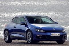 Volkswagen Scirocco kupejas foto attēls 12