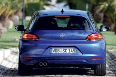 Volkswagen Scirocco kupejas foto attēls 13