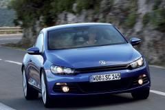 Volkswagen Scirocco kupejas foto attēls 14
