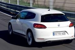 Volkswagen Scirocco kupejas foto attēls 16