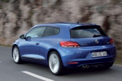 Volkswagen Scirocco kupejas foto attēls 1