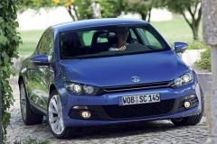 Volkswagen Scirocco kupejas foto attēls 6