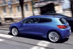 Volkswagen Scirocco kupejas foto attēls 5