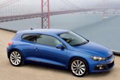 Volkswagen Scirocco kupejas foto attēls 4