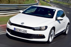 Volkswagen Scirocco kupejas foto attēls 2