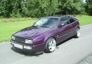 Volkswagen Corrado 1989 photo image