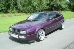 Volkswagen Corrado kupejas foto attēls 1