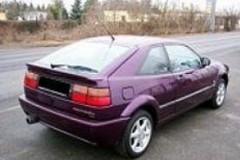 Volkswagen Corrado kupejas foto attēls 16