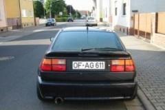 Volkswagen Corrado kupejas foto attēls 14