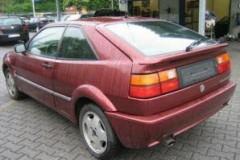 Volkswagen Corrado kupejas foto attēls 2