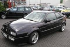 Volkswagen Corrado kupejas foto attēls 10