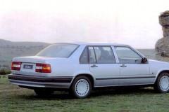 Volvo 940 sedana foto attēls 12