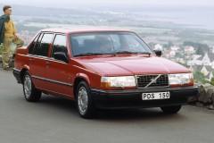 Volvo 940 sedana foto attēls 8