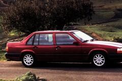 Volvo 940 sedana foto attēls 11