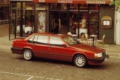 Volvo 940 sedana foto attēls 7
