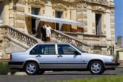 Volvo 940 sedana foto attēls 5