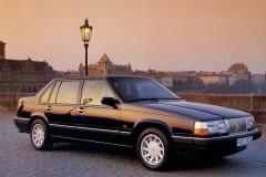 Volvo 940 sedana foto attēls 4