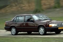 Volvo 940 sedana foto attēls 13