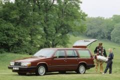 Volvo 940 universāla foto attēls 7