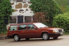 Volvo 940 universāla foto attēls 6