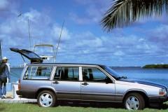Volvo 940 universāla foto attēls 5