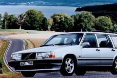 Volvo 940 universāla foto attēls 12