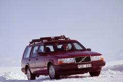 Volvo 940 universāla foto attēls 4