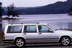 Volvo 940 universāla foto attēls 14