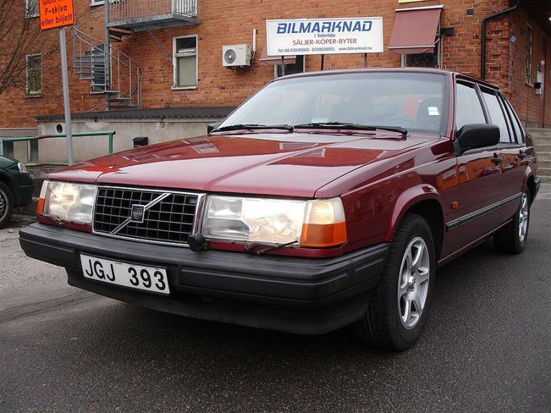Volvo 940 1996 photo image