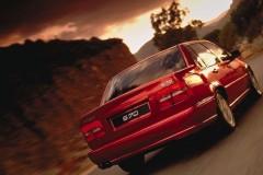 Volvo S70 sedana foto attēls 2