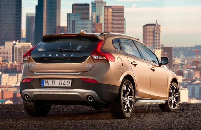 volvo v40 cross country reviews reviews technical data prices